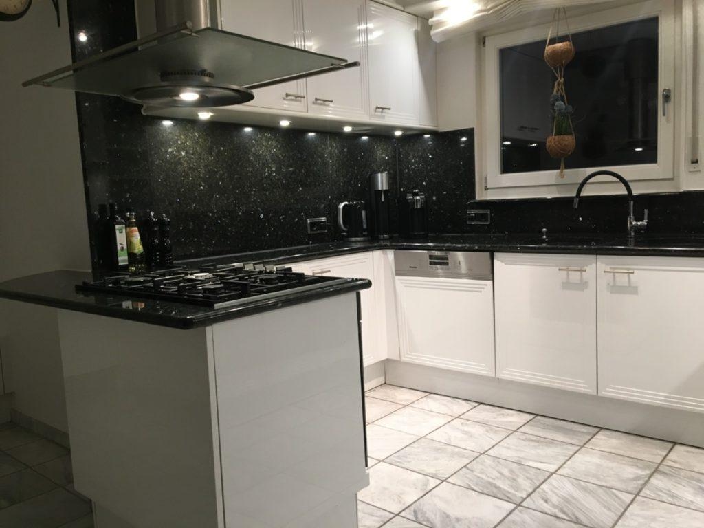 Bulthaup Küche mit Einbaugeräten Miele, Gaggenau, Siemens ab ...